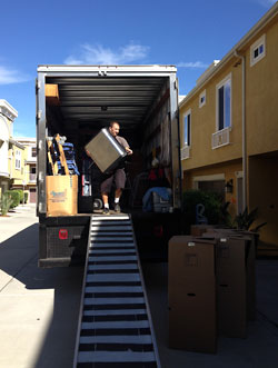 Moving Company in San Diego, California